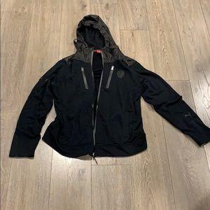 PUMA Ferrari zip up hoodie